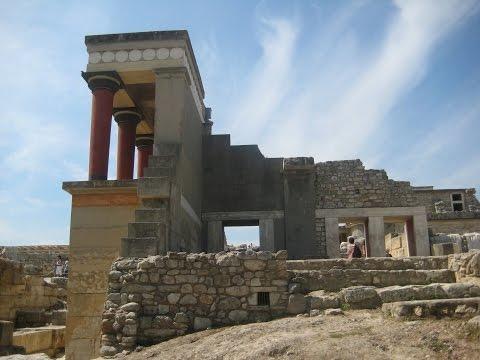 Греция Крит достопримечательности Greece Crete attractions