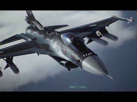 【エリア88】ACECOMBAT7 MissionFuga