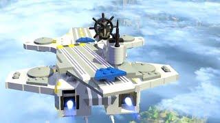 Lego Raumschiff bauen Lego Spielzeuge spielen 🎆