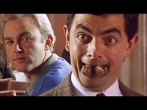 Food CHALLENGE | Funny Clips | Mr Bean Official