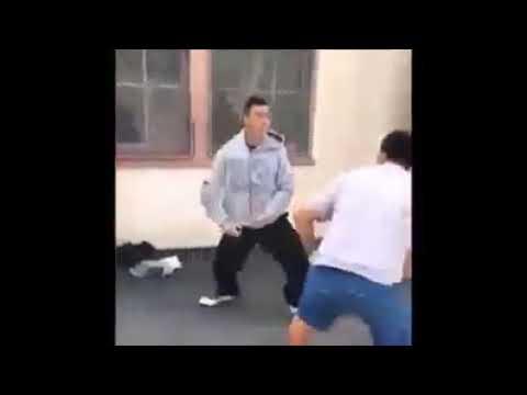 Pukulan maut!! - street figther