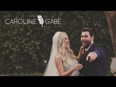 Fun, colorful, Oklahoma City Golf & Country Club wedding video