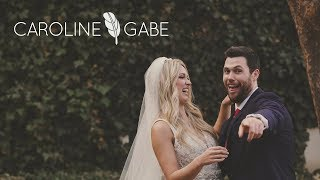 Fun, colorful, Oklahoma City Golf & Country Club wedding video