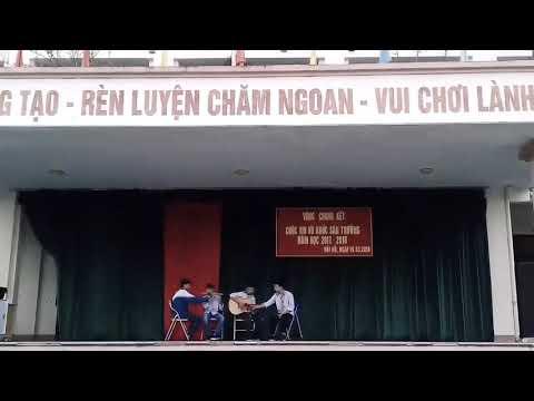 THPT Quảng Hà - Thần Thoại phiên bản lỗi gặp sự cố :v lớp 11D5 chung kết vũ khúc sân trường