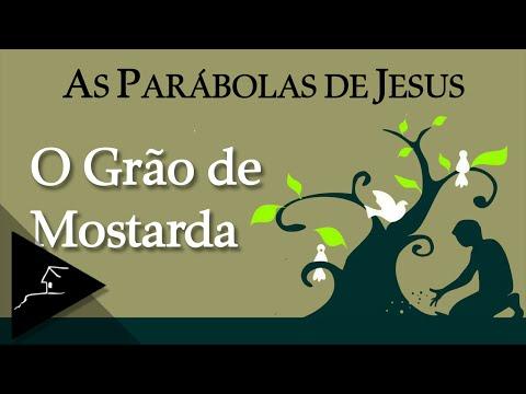 As Parábolas De Jesus: O Grão De Mostarda