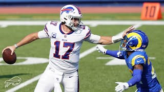Josh Allen's Best Plays of 2020  2021 (All Games)  Buffalo Bills Highlights
