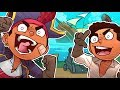 An Adventure on Sea of Friendship w/ Jordan Fisher! - Sea of Thieves!