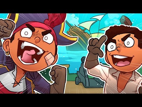 An Adventure on Sea of Friendship w/ Jordan Fisher! - Sea of Thieves!
