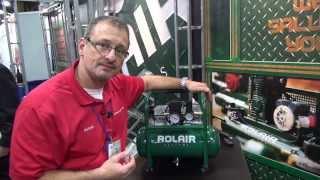 Rolair 60 Decibel Trim Compressor