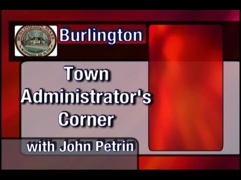Town Administrator's Corner: Proposed Parks & Recreation and DPW Facility