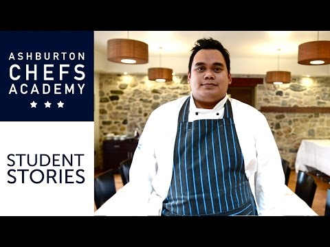 Professional Culinary Diploma - Student Stories - Ian