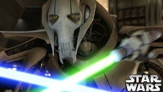 The Only Jedi That Grievous Respected - Star Wars Explained