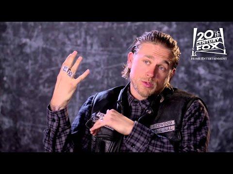 Sons of Anarchy - Jax 'Reaper Tat' | FOX Home Entertainment