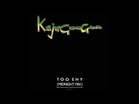 Kajagoogoo - Too Shy Midnight Mix (Canada 12