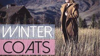 Top 5 Fall / Winter Coats