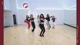 Apink - I'm so sick [DANCE PRACTICE + MIRRORED + SLOW 100%]