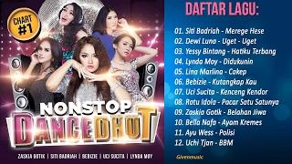 Video LAGU DANGDUT TERBARU 2017 | Nonstop Dancedhut Chart#1 download MP3, 3GP, MP4, WEBM, AVI, FLV Agustus 2017
