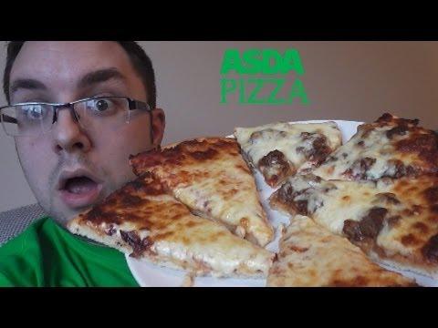 ASDA Pizza Review