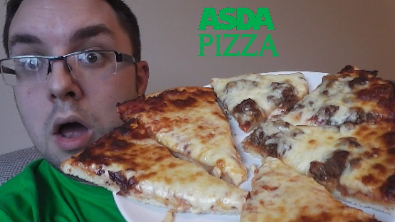 ASDA Pizza Review - YouTube