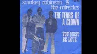 "Smokey Robinson Miracles ""Tears Of A Clown"" My Extended Version!"