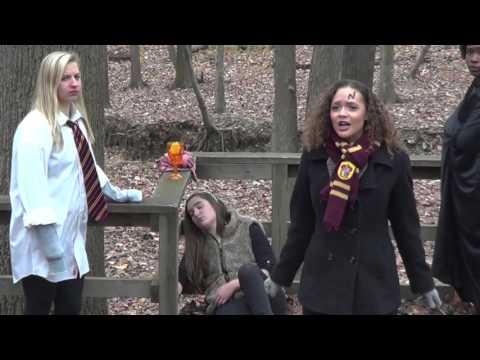 Blake High School Hamlet Act 5, Scene 2 Adaptation