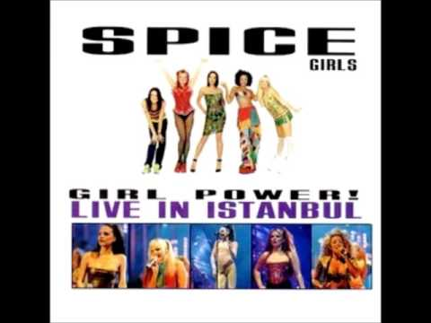 Spice Girls - Naked [Live]