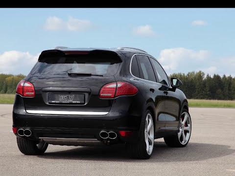 2010 TechArt Porsche Cayenne Individualization