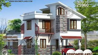 Indian House Design By 99HOMEPLANS COM [ Esp: 078 ]
