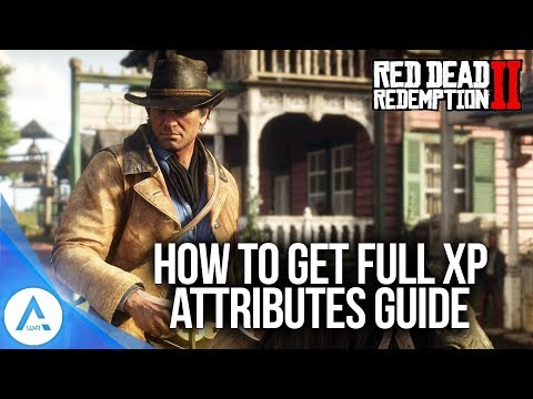 Red Dead Redemption 2: How To Reach MAX XP Level Health, Stamina, Dead Eye