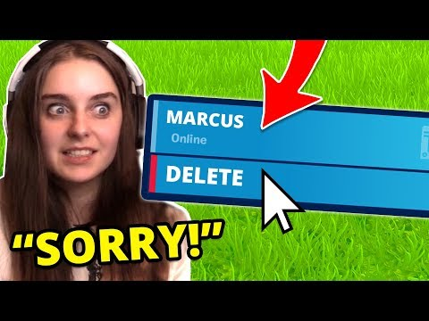 Chat CONTROLS my life | DELETING Boyfriend in Fortnite