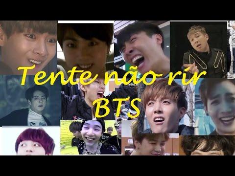 | BTS | TENTE NÃO RIR!