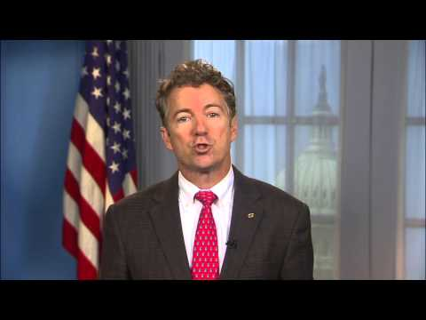 Sen. Rand Paul Defends the Fourth Amendment - February 11, 2014