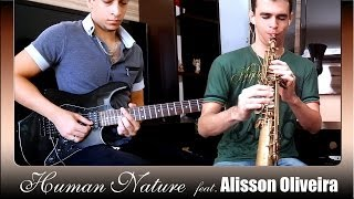Michael Jackson Human Nature Cover by Guitarrista de Atena feat. Alisson Oliveira.mp3