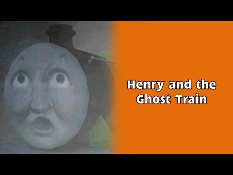 Henry and the Ghost Train