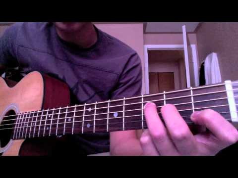 Thinking About You (Easy Guitar Tutorial) - Frank Ocean - YouTube