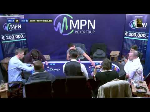 MPNPT Vienna 2017 - Final Table Highlights