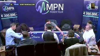 MPNPT Vienna 2017 - Final Table Highlights