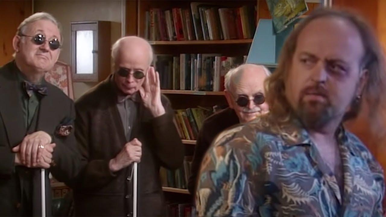 The Entertainer | Black Books | Series 2 Episode 1 | Dead Parrot