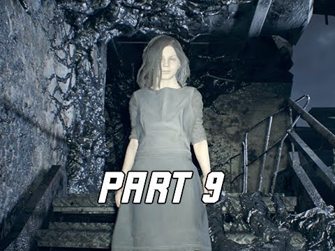Resident Evil 7 Biohazard Walkthrough Part 9 - Eveline (RE7 Let's Play Commentary)