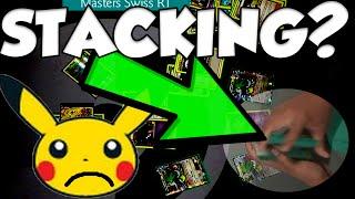 SUSPECTED CHEATING AT POKEMON WORLD CHAMPIONSHIPS ALREADY? Pokemon TCG Worlds