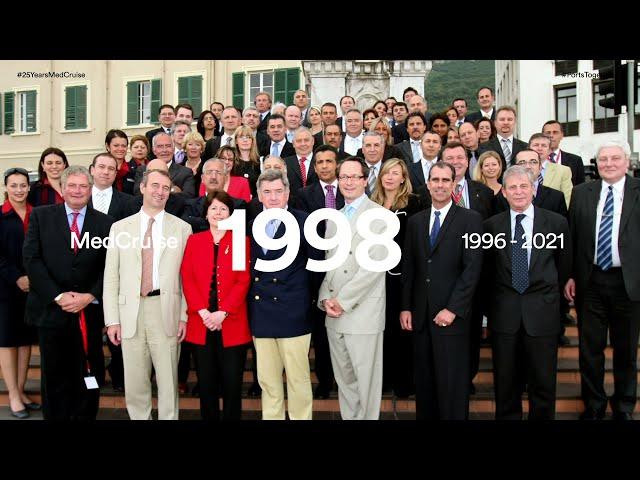 MedCruise celebrating its 25 Years!!!
