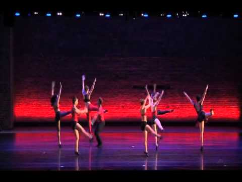 Joffrey Ballet School NYC J & C Summer Intensive Performance '13 Choreo. by Joi Lynn