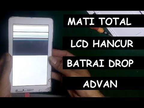 How to overcome the advan tablet of VANDROID E1C PRO TOTAL DEAD.