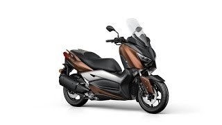 2017 yamaha x max 300cc motorcycle
