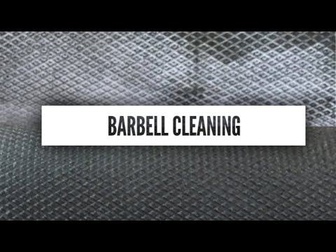 Barbell Cleaning and Maintenance