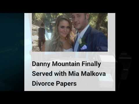 Porn News Today LIVE! Mia Malkova dumps and serves divorce papers to Danny Mountain