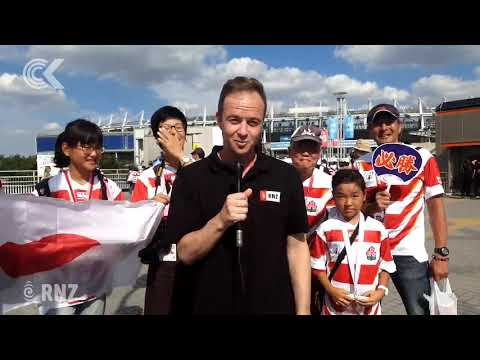 Rugby World Cup 2019 begins: The atmosphere in Japan