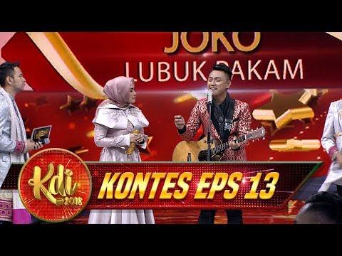 Joko Pintar Bgt Bikin Lagu Buat Teh Ikke Nurjanah - Kontes KDI Eps 13 (22/8)