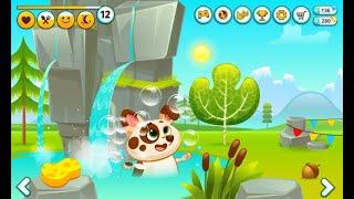 Duddu -حيواني الأليف الافتراضي - لعبة اطفال صغار screenshot 2