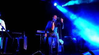 Blancmange - Living On The Ceiling (Live, Liverpool 24 Oct 14)